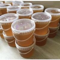 Мед алтайский (более 10 видов)