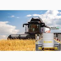 Гидротрансмиссионное тракторное масло ULTROLl SAE 10W30 UTTO /208 л