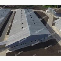 Строительство свинокомплексов «под ключ»