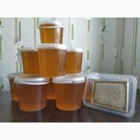 Мед с личных Алтайских пасек