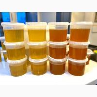 Мед с личный пасек разная фасовка