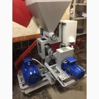 Экструдер-гранулятор для производства рыбных кормов