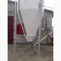 Бункер для хранения сухих кормов и кормораздачи