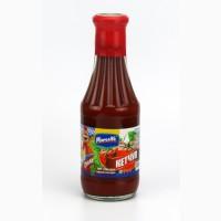 Кетчуп Томатный, Гриль, Чили, Шашлычный 540гр. ГОСТ, 1-я категория, стекл. бутылка