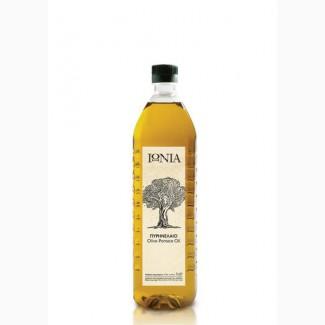 Греческое Рафинированное оливковое масло 1 литр Pomas - IONIA Greece