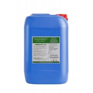 Универсал- Щелочное низкопенное хлорсодержащее моющее и обезжиривающее средство