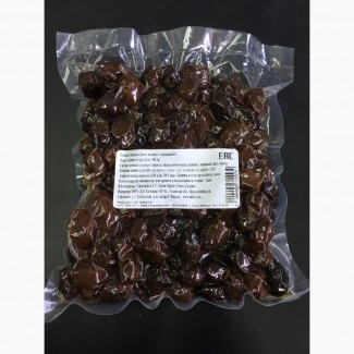 Вяленые оливки в vac box 500 gr - Greece