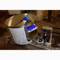 Охладитель молока УОМ-100