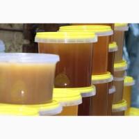 Мед разных видов (весовой, фасованный)