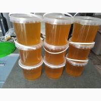 Мед разных видов с собственной пасеки