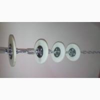 Транспортер цепь-шайбовый для сухих сыпучих кормов, ф 100 мм