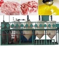 Оборудование для переработки животных жиров, сала в технический, пищевой и кормовой жир