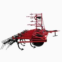 Культиватор для сплошной обработки почвы КПС 4, 5, 6, 8 метров