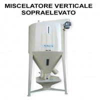 Смесители кормов вертикальные и горизонтальные (Италия)