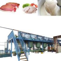Оборудование для вытопки животных жиров, сала в технический, пищевой и кормовой жир