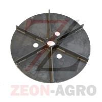 Вентилятор для дробилок мощностью до 11 кВт