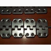 Механические соединения для стыковки конвейерных лент