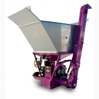 Дисковая машина для плющения зерна Murska W-Max 10 F с элеватором