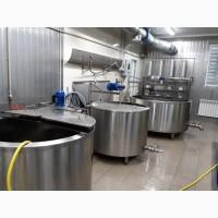 Комплексанаяая система переработки молока