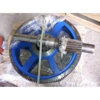 Комплект шестерен для гранулятора ДГВ