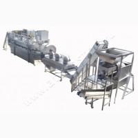 Автоматические линии по производству кукурузных чипсов (снэков)