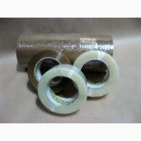 Скотч упаковочный 43 мкм (прозрачный и коричневый)